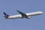 Timothyさんが、成田国際空港で撮影したサウディア 777-3FG/ERの航空フォト(飛行機 写真・画像)