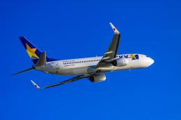 rokko2000さんが、神戸空港で撮影したスカイマーク 737-86Nの航空フォト(飛行機 写真・画像)