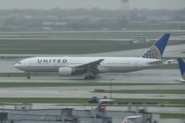 nobu2000さんが、オヘア国際空港で撮影したユナイテッド航空 777-222の航空フォト(飛行機 写真・画像)