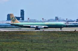 パール大山さんが、成田国際空港で撮影したTMAカーゴ 707-327Cの航空フォト(飛行機 写真・画像)