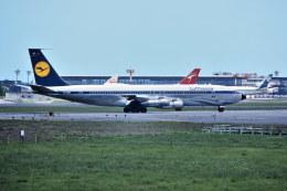 パール大山さんが、成田国際空港で撮影したルフトハンザドイツ航空 707-330Bの航空フォト(飛行機 写真・画像)