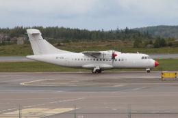 kahluamilkさんが、ヘルシンキ空港で撮影したダニッシュ・エア・トランスポート ATR-42-300の航空フォト(飛行機 写真・画像)