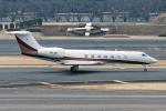 Cozy Gotoさんが、成田国際空港で撮影したエグゼクジェット・ヨーロッパ G500/G550 (G-V)の航空フォト(飛行機 写真・画像)