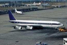 パール大山さんが、パリ オルリー空港で撮影したエル・アル航空 707-358Cの航空フォト(飛行機 写真・画像)