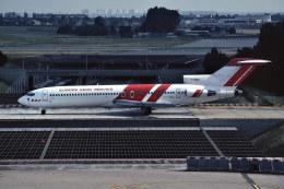 パール大山さんが、パリ オルリー空港で撮影したEAS ヨーロッパ エアラインズ 727-227/Advの航空フォト(飛行機 写真・画像)