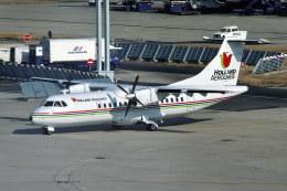 パール大山さんが、パリ オルリー空港で撮影したホランド・エアロ・ラインズ ATR-42-300の航空フォト(飛行機 写真・画像)
