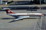 パール大山さんが、パリ オルリー空港で撮影したアビオジェネックス Tu-134A-3の航空フォト(飛行機 写真・画像)