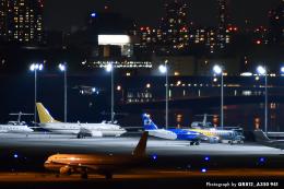 kina309さんが、羽田空港で撮影したエンブラエル ERJ-190-300 STD (E190-E2)の航空フォト(飛行機 写真・画像)