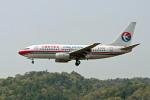 Gambardierさんが、岡山空港で撮影した中国東方航空 737-79Pの航空フォト(飛行機 写真・画像)