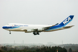 rokko2000さんが、成田国際空港で撮影した日本貨物航空 747-4KZF/SCDの航空フォト(飛行機 写真・画像)