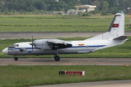 Hariboさんが、タンソンニャット国際空港で撮影したベトナム人民空軍 An-26の航空フォト(飛行機 写真・画像)