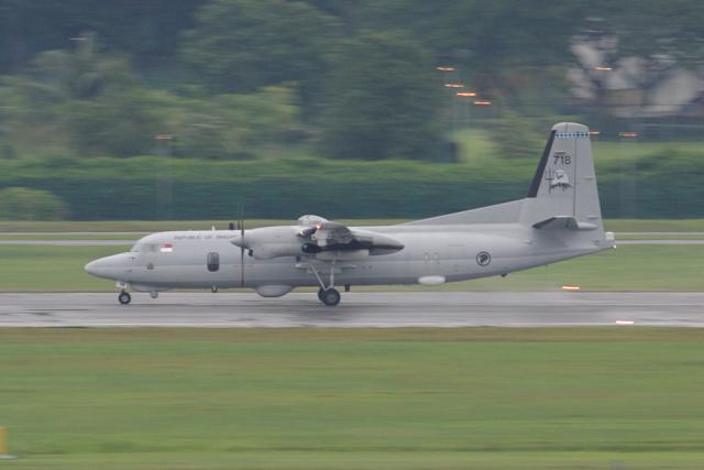 Hariboさんが、シンガポール・チャンギ国際空港で撮影したシンガポール空軍 50MPA Enforcer Mk.2の航空フォト(飛行機 写真・画像)