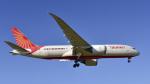 パンダさんが、成田国際空港で撮影したエア・インディア 787-8 Dreamlinerの航空フォト(飛行機 写真・画像)
