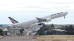 誘喜さんが、パリ オルリー空港で撮影したエールフランス航空 777-328/ERの航空フォト(飛行機 写真・画像)