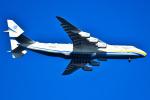 orbis001さんが、中部国際空港で撮影したアントノフ・エアラインズ An-225 Mriyaの航空フォト(飛行機 写真・画像)