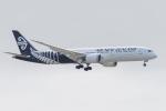 mameshibaさんが、シドニー国際空港で撮影したニュージーランド航空 787-9の航空フォト(飛行機 写真・画像)