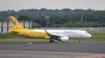 誘喜さんが、成田国際空港で撮影したバニラエア A320-214の航空フォト(飛行機 写真・画像)