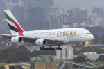 mameshibaさんが、シドニー国際空港で撮影したエミレーツ航空 A380-842の航空フォト(飛行機 写真・画像)