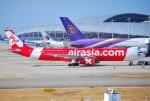 リュウキさんが、関西国際空港で撮影したタイ・エアアジア・エックス A330-343Xの航空フォト(飛行機 写真・画像)