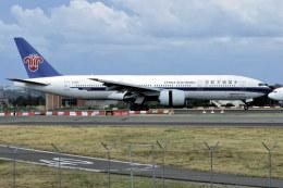 パール大山さんが、シドニー国際空港で撮影した中国南方航空 777-21B/ERの航空フォト(飛行機 写真・画像)