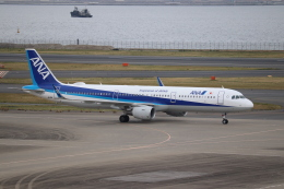ゆうゆう@NGO さんが、羽田空港で撮影した全日空 A321-211の航空フォト(飛行機 写真・画像)
