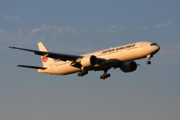 FIT01さんが、新千歳空港で撮影した日本航空 777-346/ERの航空フォト(飛行機 写真・画像)