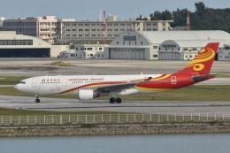 N.tomoさんが、那覇空港で撮影した香港航空 A330-223の航空フォト(飛行機 写真・画像)