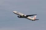 Hiro-hiroさんが、新千歳空港で撮影した日本航空 777-346の航空フォト(飛行機 写真・画像)