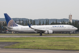 KANTO61さんが、横田基地で撮影したユナイテッド航空 737-824の航空フォト(飛行機 写真・画像)