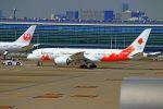 ふるちゃんさんが、羽田空港で撮影した日本航空 787-8 Dreamlinerの航空フォト(飛行機 写真・画像)