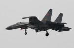 素快戦士さんが、HBTSで撮影した某国空軍 第7戦闘機師団 (河北省張家口) J-11の航空フォト(飛行機 写真・画像)
