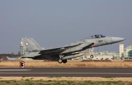 F-4さんが、茨城空港で撮影した航空自衛隊 F-15J Eagleの航空フォト(飛行機 写真・画像)