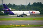 まいけるさんが、成田国際空港で撮影したフェデックス・エクスプレス MD-11Fの航空フォト(飛行機 写真・画像)