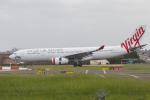 mameshibaさんが、シドニー国際空港で撮影したヴァージン・オーストラリア A330-243の航空フォト(飛行機 写真・画像)