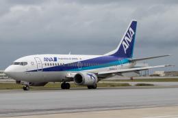 KANTO61さんが、那覇空港で撮影したANAウイングス 737-54Kの航空フォト(飛行機 写真・画像)