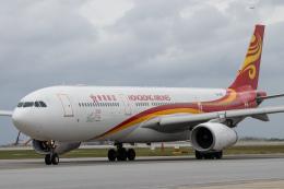 KANTO61さんが、那覇空港で撮影した香港航空 A330-343Xの航空フォト(飛行機 写真・画像)