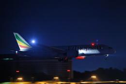 SGR RT 改さんが、成田国際空港で撮影したエチオピア航空 787-8 Dreamlinerの航空フォト(飛行機 写真・画像)