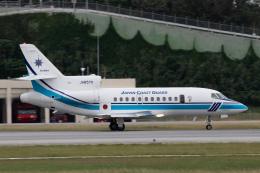 KANTO61さんが、那覇空港で撮影した海上保安庁 Falcon 900の航空フォト(飛行機 写真・画像)