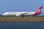 mameshibaさんが、シドニー国際空港で撮影したカンタス航空 787-9の航空フォト(飛行機 写真・画像)