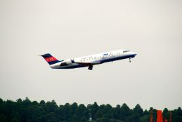 まいけるさんが、成田国際空港で撮影したアイベックスエアラインズ CL-600-2B19 Regional Jet CRJ-100LRの航空フォト(飛行機 写真・画像)