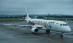 soucanflyさんが、鹿児島空港で撮影したジェイ・エア ERJ-190-100(ERJ-190STD)の航空フォト(飛行機 写真・画像)