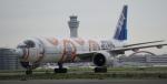 soucanflyさんが、羽田空港で撮影した全日空 777-381/ERの航空フォト(飛行機 写真・画像)