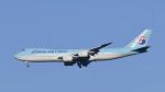 パンダさんが、成田国際空港で撮影した大韓航空 747-8B5F/SCDの航空フォト(飛行機 写真・画像)