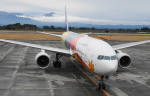 soucanflyさんが、鹿児島空港で撮影した全日空 777-281/ERの航空フォト(飛行機 写真・画像)