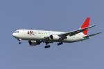 senyoさんが、成田国際空港で撮影した日本航空 767-346/ERの航空フォト(飛行機 写真・画像)