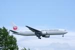 kitayocchiさんが、新千歳空港で撮影した日本航空 767-346/ERの航空フォト(飛行機 写真・画像)