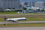 forgingさんが、伊丹空港で撮影したアイベックスエアラインズ CL-600-2C10 Regional Jet CRJ-702の航空フォト(飛行機 写真・画像)