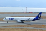 T.Sazenさんが、関西国際空港で撮影したV エア A321-231の航空フォト(飛行機 写真・画像)