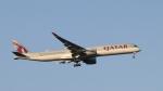 raichanさんが、成田国際空港で撮影したカタール航空 A350-1041の航空フォト(飛行機 写真・画像)