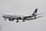 LEGACY-747さんが、成田国際空港で撮影したカーゴジェット・エアウェイズ 767-35E/ER(BCF)の航空フォト(飛行機 写真・画像)